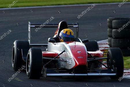 John Byrne (GBR) Team JVA. British Formula Renault Championship, Rd4, Oulton Park, England, 22-23 May 2004. DIGITAL IMAGE