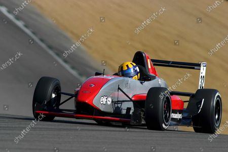 John Byrne (GBR) Team JVA. British Formula Renault Championship, Rd2, Brands Hatch, England, 24-25 April 2004. DIGITAL IMAGE