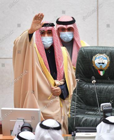 Editorial image of Kuwaiti Emir inaugurates the 16th legislative term, Kuwait City - 15 Dec 2020
