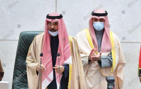 Editorial picture of Kuwaiti Emir inaugurates the 16th legislative term, Kuwait City - 15 Dec 2020