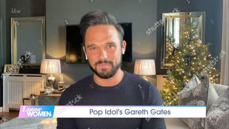 Stock Photo of Gareth Gates