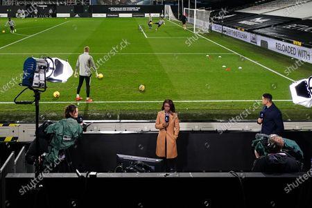Editorial photo of Fulham v Brighton & Hove Albion, Premier League, Football, Craven Cottage, London, UK - 16 Dec 2020