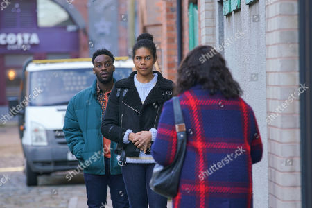 Editorial picture of 'Coronation Street' TV Show, UK - Dec 2020