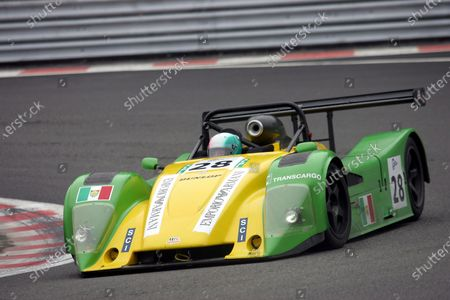 Ranieri Randaccio (ITA) / Fabio Mancini (ITA) Tampolli Nicholson-McLaren. Le Mans Endurance Series, Rd1, Spa 1000km, Spa Francorchamps, Belgium, 15-17 April 2005. DIGITAL IMAGE