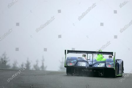 Michael Krumm (GER) / Joao Barbosa (POR) / Andy Thompson (GBR) Rollcentre Racing Dallara Nissan. Le Mans Endurance Series, Rd1, Spa 1000km, Spa Francorchamps, Belgium, 15-17 April 2005. DIGITAL IMAGE