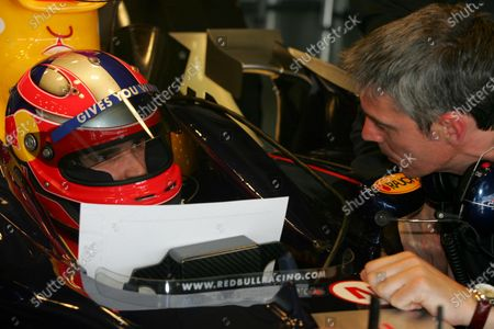 Editorial picture of Formula 1, Formula One Testing - 11 Feb 2005