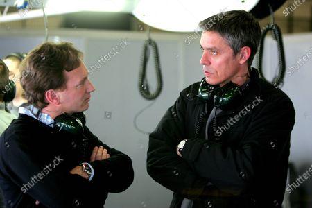 Editorial photo of Formula 1, Formula One Testing - 19 Jan 2005