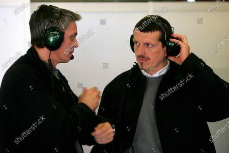 Editorial image of Formula 1, Formula One Testing - 19 Jan 2005