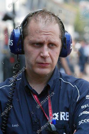 Editorial photo of Formula 1, Formula One World Championship - 25 May 2006