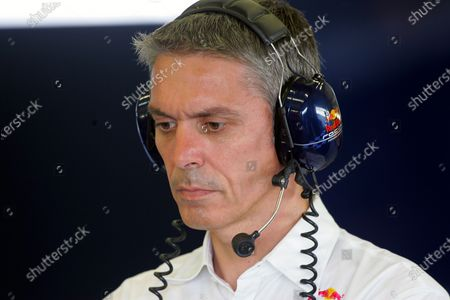 Tony Burrows (GBR) Red Bull Racing Test Team Manager. Formula One Testing, Jerez, Spain, Day Two, 14 September 2006. DIGITAL IMAGE