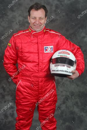 Calum Lockie (GBR). British GT Media Day, Silverstone, England, 22 March 2006. DIGITAL IMAGE