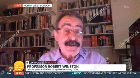 Stock Picture of Prof Robert Winston