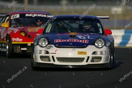 Dieter Quester (AUT) GT3 Cup Porsche Grand Am Testing, Daytona International Speedway, Daytona, USA, 6 January 2006. DIGITAL IMAGE