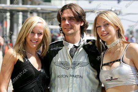 David Steele (GBR) Aston Martin. Nurburgring 24 Hour Race, Nurburgring, Germany 17-18 June 2006 DIGITAL IMAGE