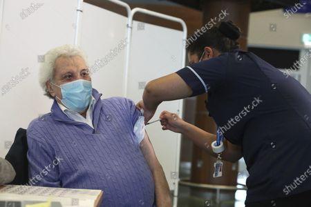 Editorial picture of Virus Outbreak , Epsom, United Kingdom - 16 Dec 2020