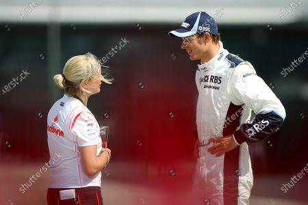 Editorial photo of Formula 1, Formula One World Championship, Shanghai International Circuit, China - 06 Oct 2007