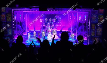 Editorial picture of 'Pantoland' at the London Palladium, UK - 15 Dec 2020