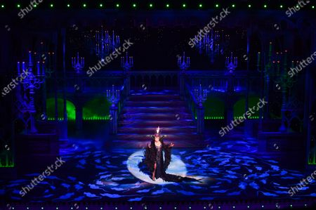 Editorial photo of 'Pantoland' at the London Palladium, UK - 15 Dec 2020