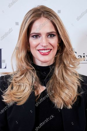 Editorial photo of 'Elle 75th Anniversary' photocall, Madrid, Spain - 15 Dec 2020