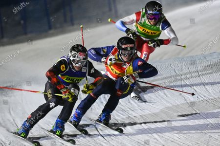 Editorial photo of Freestyle Skiing World Cup in Arosa, Switzerland - 16 Dec 2020