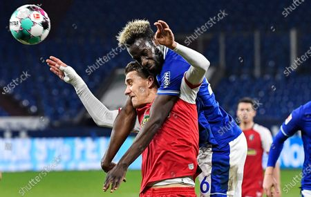 Editorial image of Soccer Bundesliga, Gelsenkirchen, Germany - 16 Dec 2020
