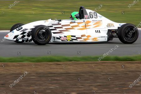 Jamie Davis (GBR) General Testing, Silverstone, Northamptonshire, England. 16 February 2007 DIGITAL IMAGE