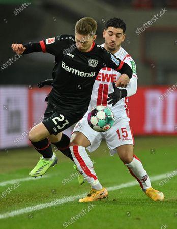 Editorial photo of 1. FC Koeln vs Bayer Leverkusen, Cologne, Germany - 16 Dec 2020