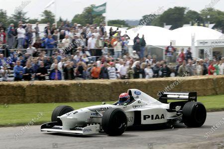 Paul Osborne (GBR), Tyrrel 025. F1. Goodwood Festival of Speed, Goodwood, England 22 June 2007.