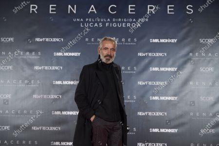 Editorial image of 'Reborn' film premiere, Madrid, Spain - 16 Dec 2020