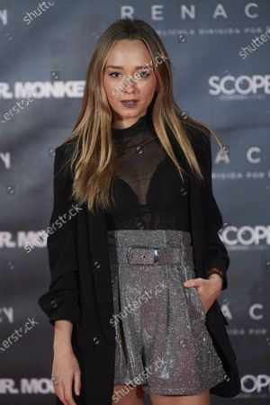 Editorial photo of 'Reborn' film premiere, Madrid, Spain - 16 Dec 2020