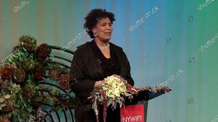 Editorial photo of 2020 NYWIFT Muse Awards, USA - 17 Dec 2020