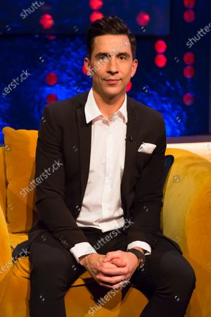 Stock Image of Russell Kane