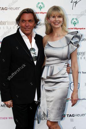 Otto Kern, and Naomie at the Amber Lounge Fashion Event. Formula One World Championship, Rd 6,  Monaco Grand Prix, Monte-Carlo, Monaco, Friday 27 May 2011.