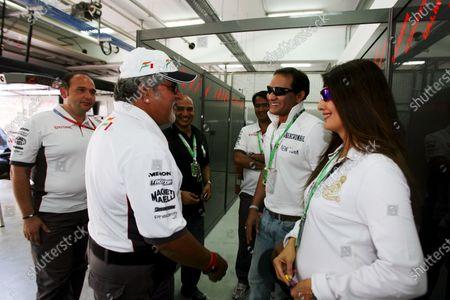 Editorial photo of Formula 1, Formula One World Championship, Bahrain International Circuit, Bahrain - 05 Apr 2008
