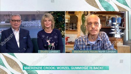 Editorial image of 'This Morning' TV Show, London, UK - 17 Dec 2020