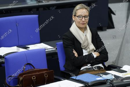 Stock Photo of Dr. Alice Weidel