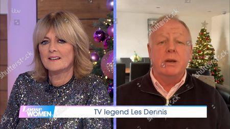 Jane Moore, Les Dennis