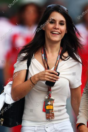Marion Jolles (FRA) TF1 TV Presenter. Formula One World Championship, Rd 12, Hungarian Grand Prix, Practice Day, Budapest, Hungary, Friday 30 July 2010.