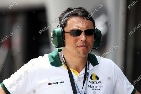 Editorial image of Formula 1, Formula One World Championship, Sepang International Circuit, Malaysia - 03 Apr 2010