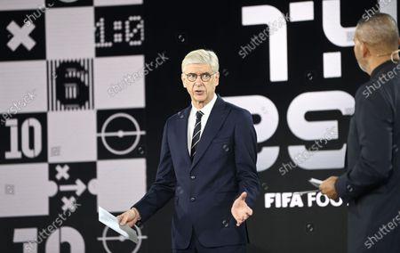 Editorial picture of The Best FIFA Football Awards 2020, Zurich, Switzerland - 17 Dec 2020