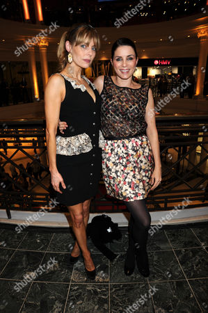 Jemima French and Sadie Frost
