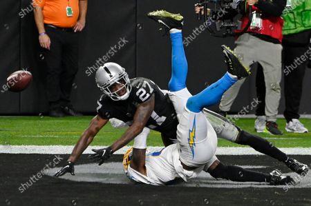 Editorial photo of Chargers Raiders Football, Las Vegas, United States - 17 Dec 2020