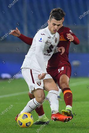 Karol Linetty of Torino