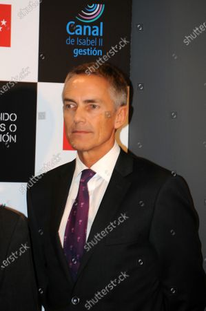 Martin Whitmarsh (GBR) McLaren Chief Executive Officer. Fernando Alonso Museum Opening, Canal de Isabel II, Madrid, Spain, 2 December 2013.