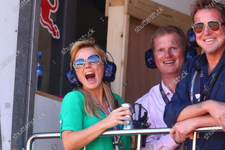 Geri Halliwell (GBR) Singer with Henry Beckwith. Formula One World Championship, Rd 6,  Monaco Grand Prix, Race, Monte-Carlo, Monaco, Sunday 29 May 2011. BEST IMAGE
