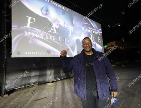 Producer/Director Deon Taylor