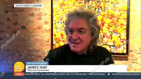 Stock Photo of James May