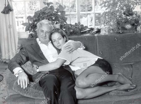 Michael Winner - 1987 Film Maker Michael Winner Pictured With Jenny Seagrove. Jenny Seagrove The Serene And Beautiful Star Of A Woman Of Substance And Michael Winner Director Of Her Latest Film Appointment With Death Have Fallen In Love. Miss Seagrove Has Been Separated For A Year Form Her Husband Indian Actor And Director Madhav Sharma. The Actress And Director First Met Briefly Five Years Ago When He Was Casting The Wicked Lady; Jenny Didn't Get The Job. 'i Was Very Frightened Of Him At First Because He Has A Terrible Reputation Which Is Totally Uncalled For. Then I Went To See Him For Appointment With Death. Afterwards Without Telling Me He Phoned My Agent And Said Part-jokingly; 'the Firm Offer Is I Want To Marry Miss Seagrove. About The Part I Have To Get Approval From Menahem Golan Of Cannon Films Who Is Financing It.'...film Producer