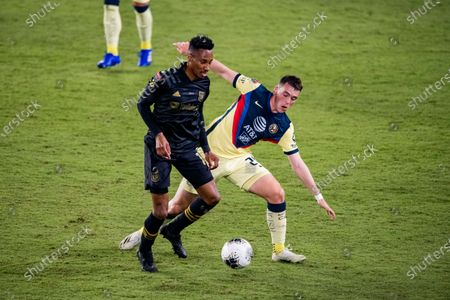 Editorial photo of LAFC v Club America, Scotiabank CONCACAF Champions League Semi-final, Football, Exploria Stadium, Orlando, Florida, USA - 19 Dec 2020