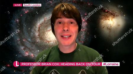 Editorial image of 'Lorraine' TV Show, London, UK - 18 Dec 2020